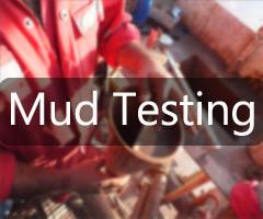 mud testing +عکس+فیلم
