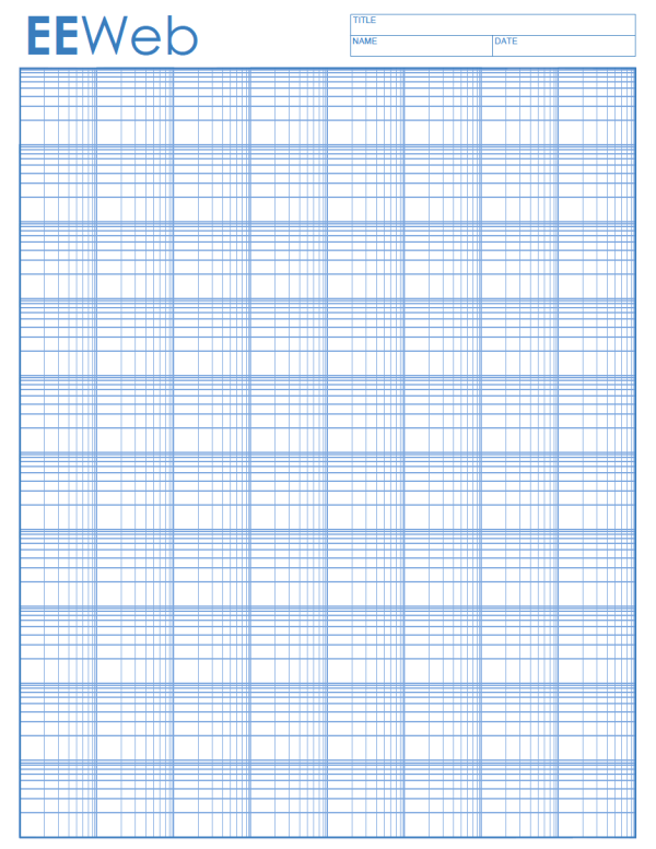 دانلود نمودار های لگاریتمی (log scale)