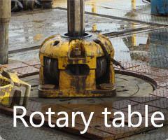 میزدوار Rotary table + عکس